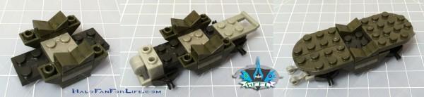 MB Micro-Fleet Warthog Attack 1st steps