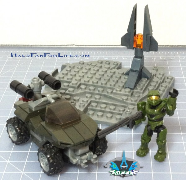 MB Micro-Fleet Warthog Attack Complete set
