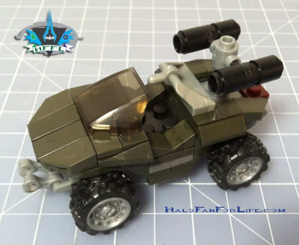 MB Micro-Fleet Warthog Attack FIN