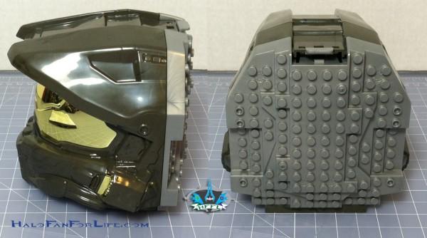 MB Micro-Fleet Warthog Attack Helmet