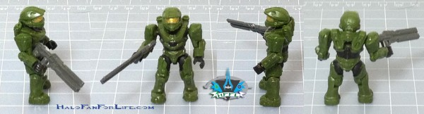 MB Micro-Fleet Warthog Attack Minifig