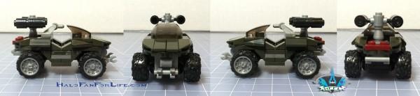 MB Micro-Fleet Warthog Attack ORTHO