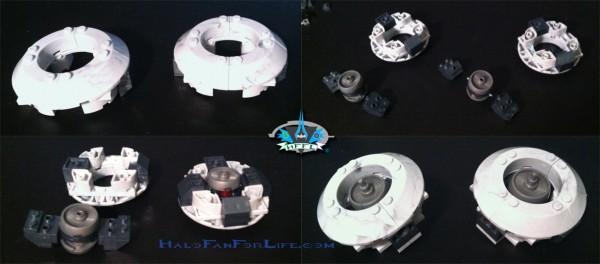 MB NMPD Hornet steps rotors