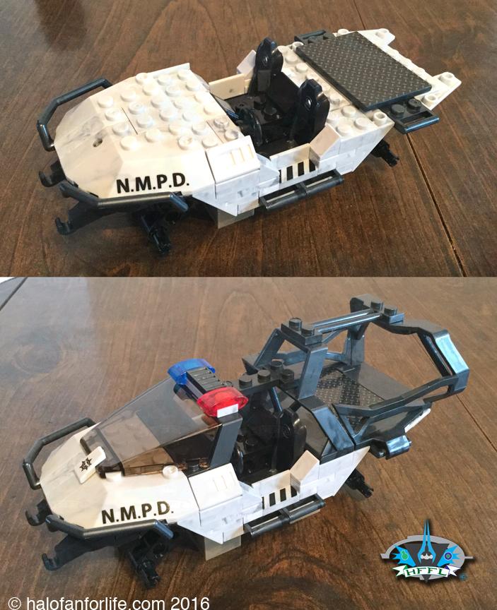 MB NMPD Warthog steps 3