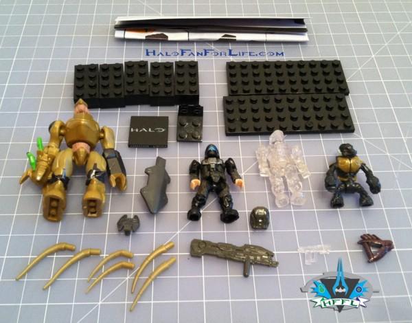 MB ODST Battle Unit Contents