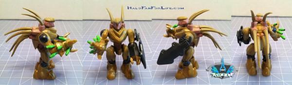 MB ODST Battle Unit GOLD Hunter
