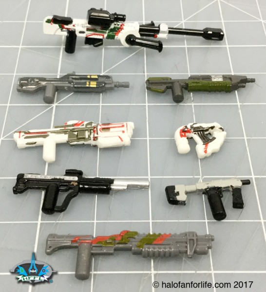 MB Osiris Weapons