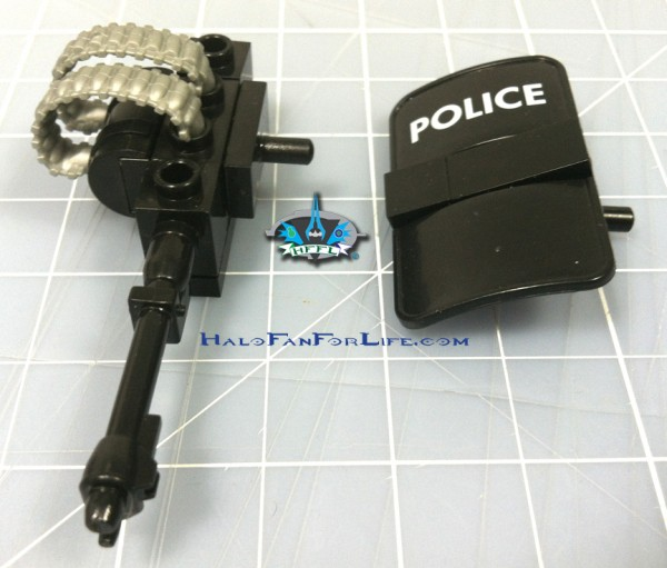 MB Polic Cyclops accessories
