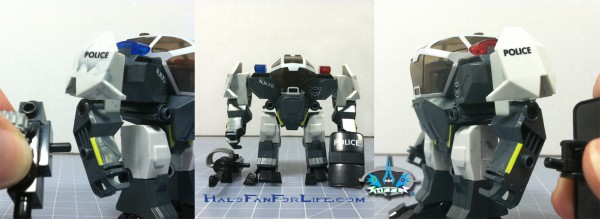 MB Polic Cyclops accessories add-on