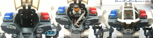 MB Polic Cyclops cockpit