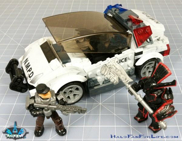 MB Police Cruiser FIN