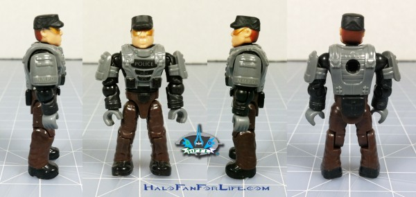 MB Police Cruiser ortho police