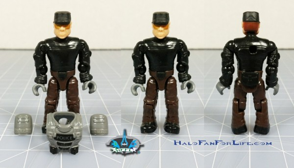 MB Police Cruiser ortho police no armor