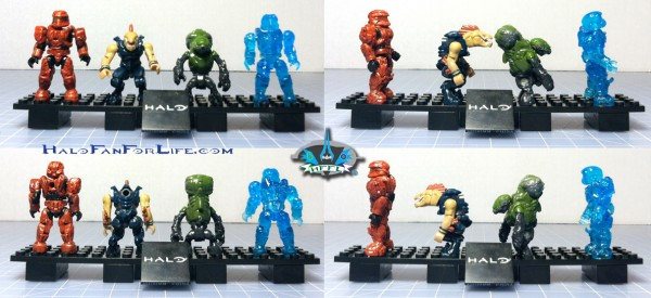 MB S IV Battle Pack Minifigs ORTHO