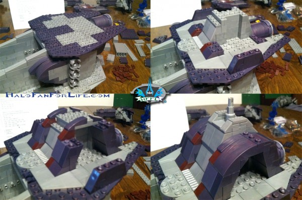 MB Scarab Upper Body turret tower base 2