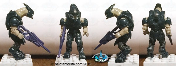 MB Scorpion Sting Minifig Elite