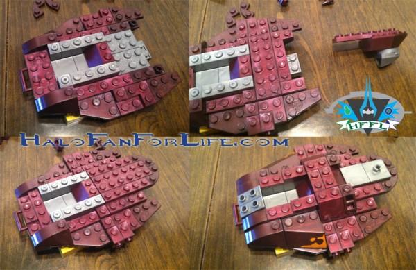 Next few build steps of the Spectre