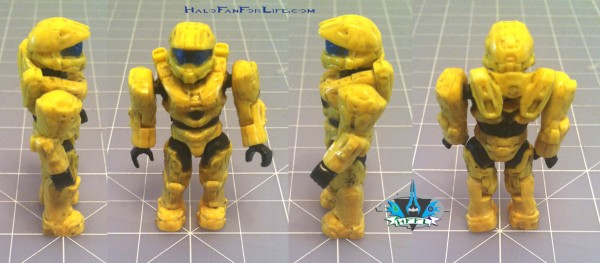 MB UNSC AntiArmorCobra Yellow Mk VI