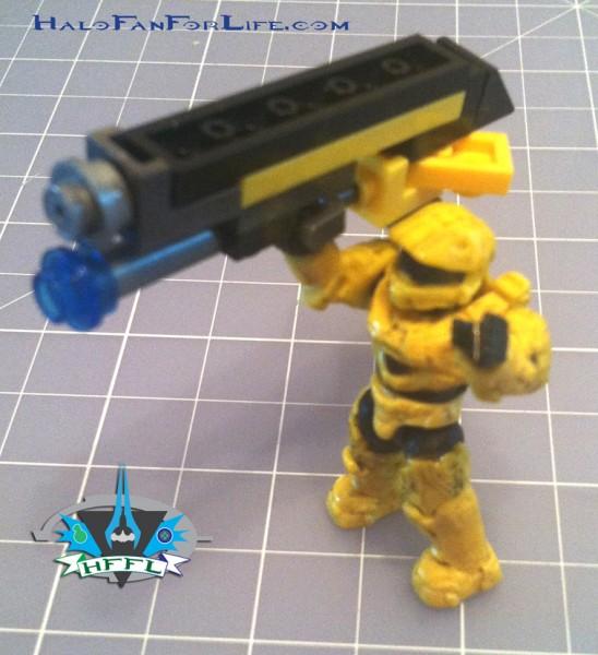 MB UNSC AntiArmorCobra mini-gauss canon