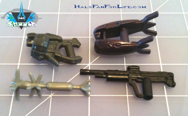 MB UNSC AntiArmorCobra weapons