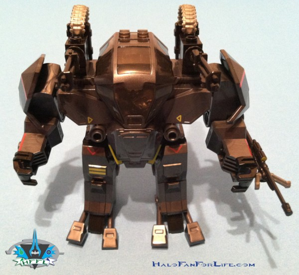 MB UNSC Attack Cyclops 97108 finished side snipe