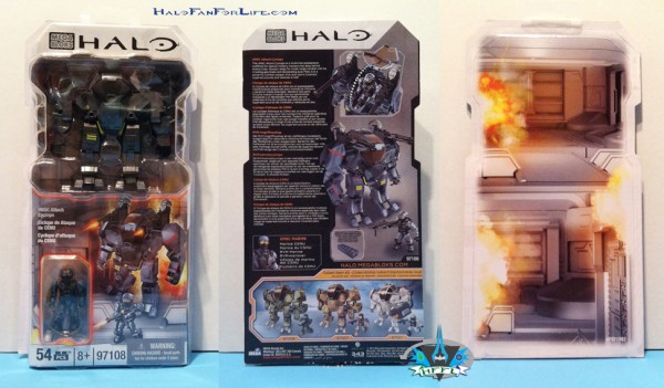 MB UNSC Attack Cyclops 97108 package