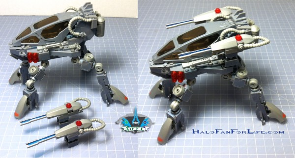MB UNSC Quad Walker 3rd steps Canon