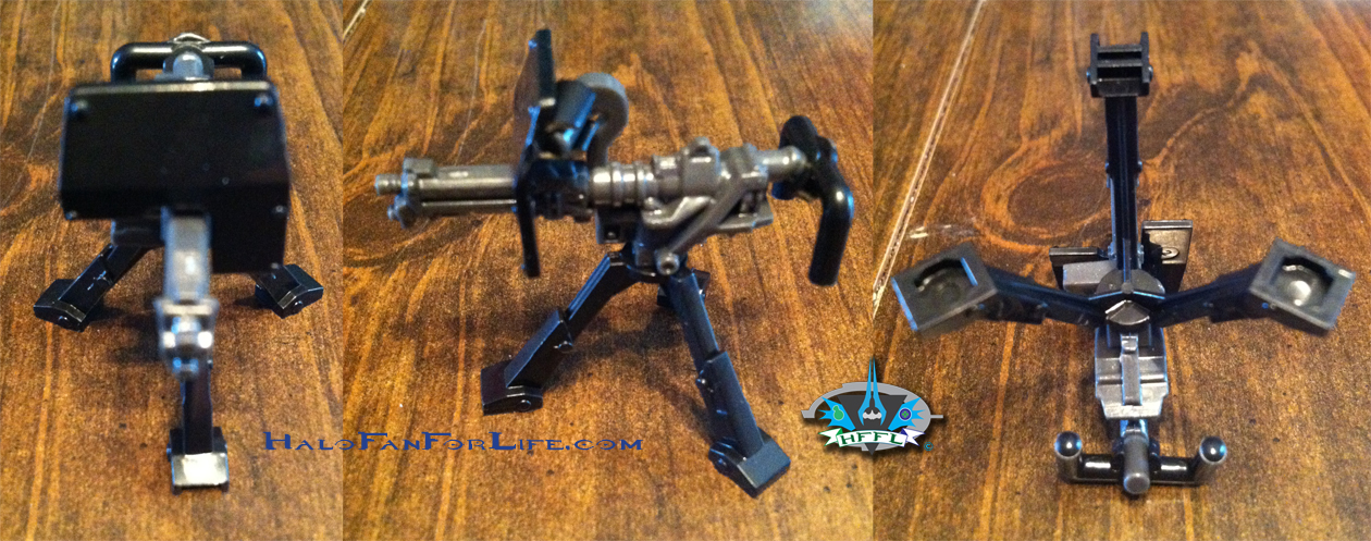 MB UNSC weapons pack II turret