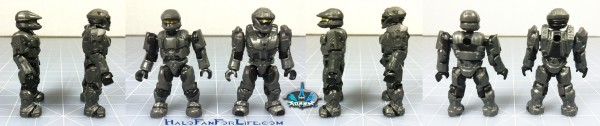MB Ultimate Collector Pack Fig Scout-Recon