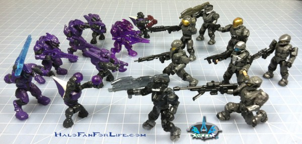 MB Ultimate Collector Pack Firefight