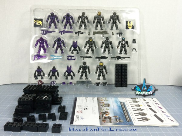 MB Ultimate Collector Pack contents