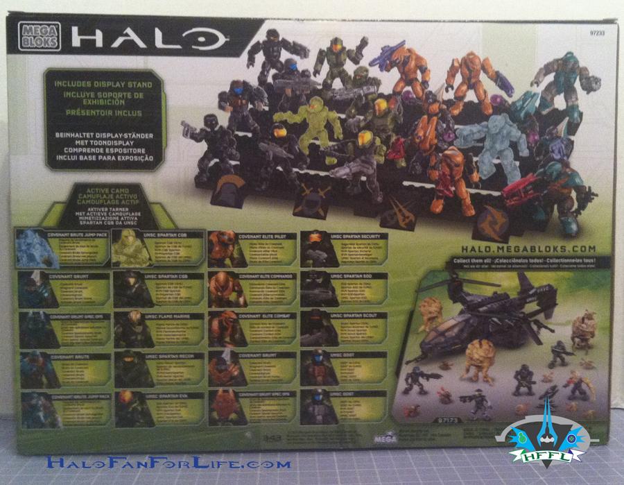 MB Ultimate Combat Pack BOX Back