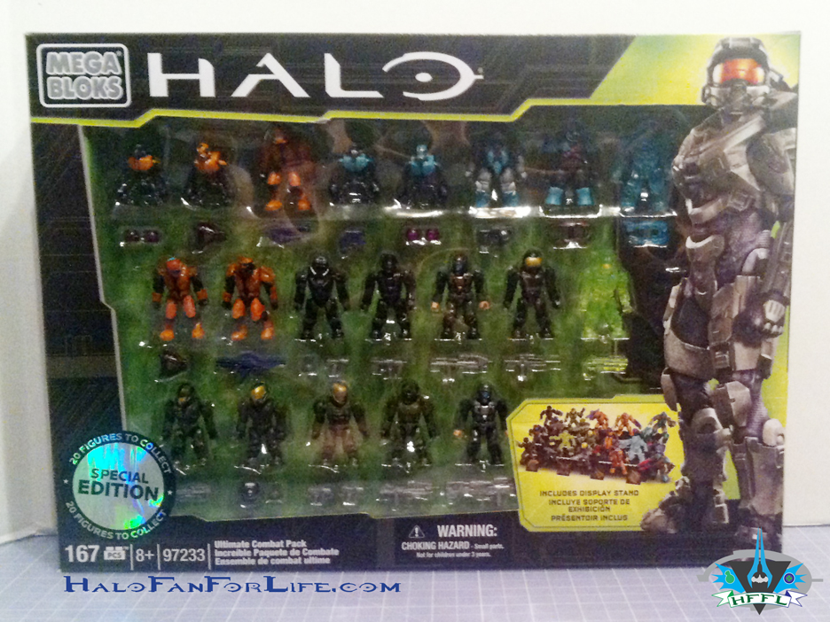 MB Ultimate Combat Pack BOX Front
