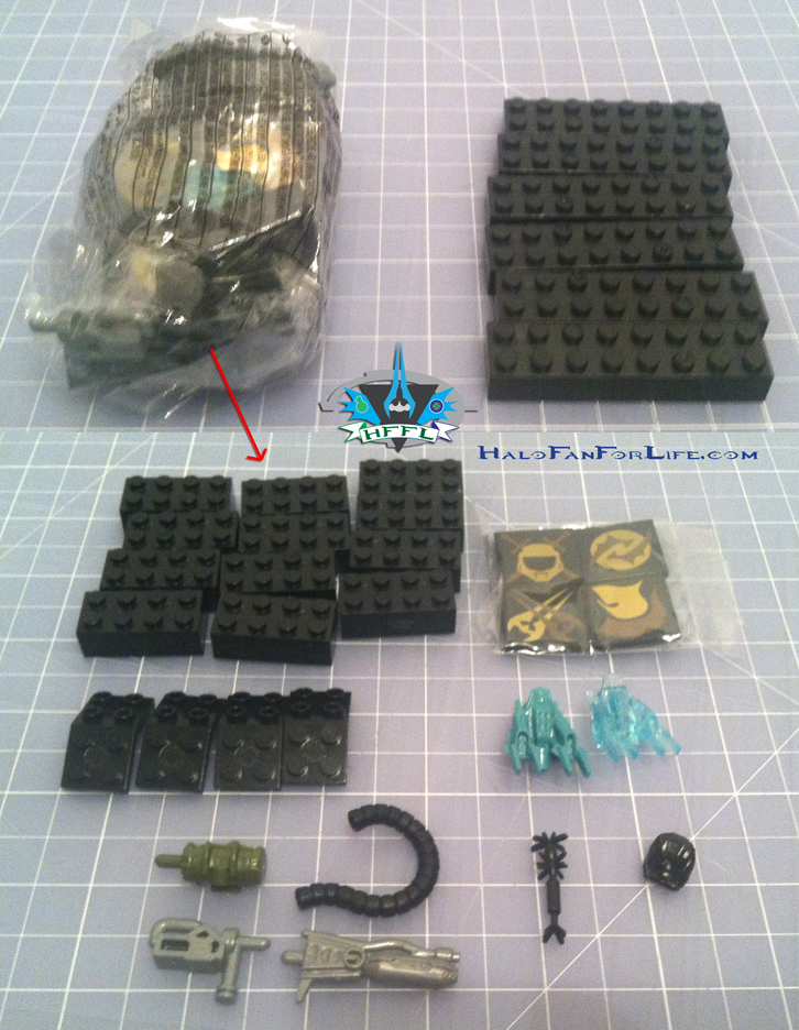 MB Ultimate Combat Pack contents 2