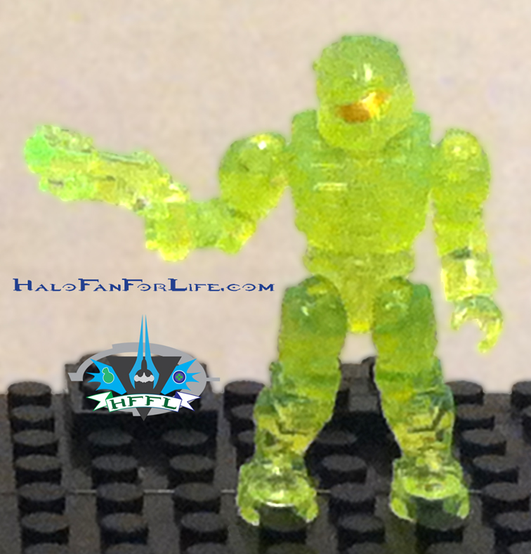 MB Ultimate Combat Pack minifigs Spartans Green 2