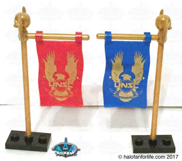 MB Vs Troop Pack Flags