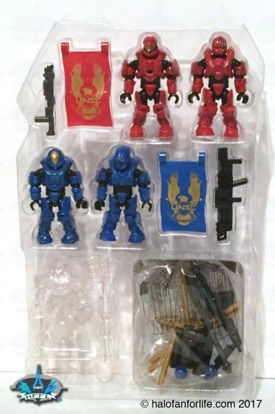 MB Vs Troop Pack contents