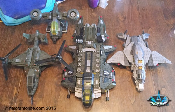 MB Vulture ship comp