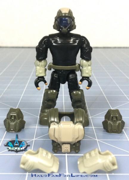 MB Wombat armor off