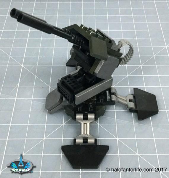 MB Yankee Squad turret FIN