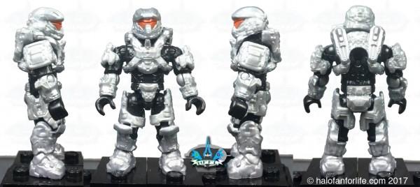 MEGA Cryo Tubes SilBlu Silver Recruit