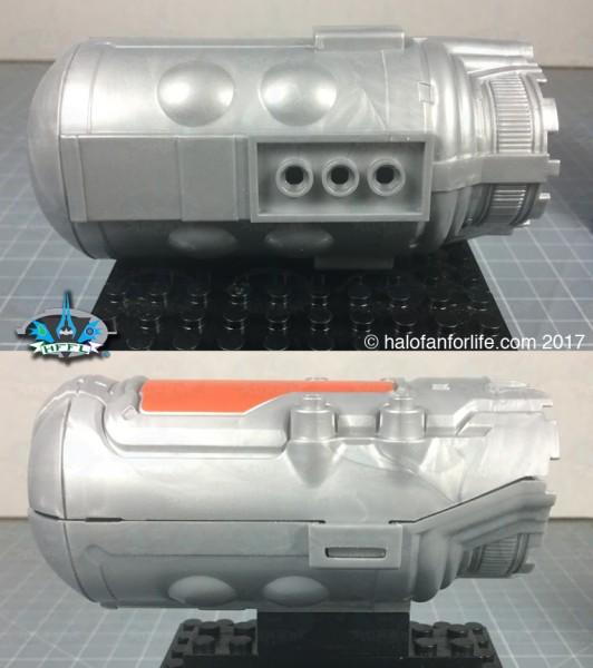 MEGA Cryo Tubes SilBlu Tube Clutch BACK