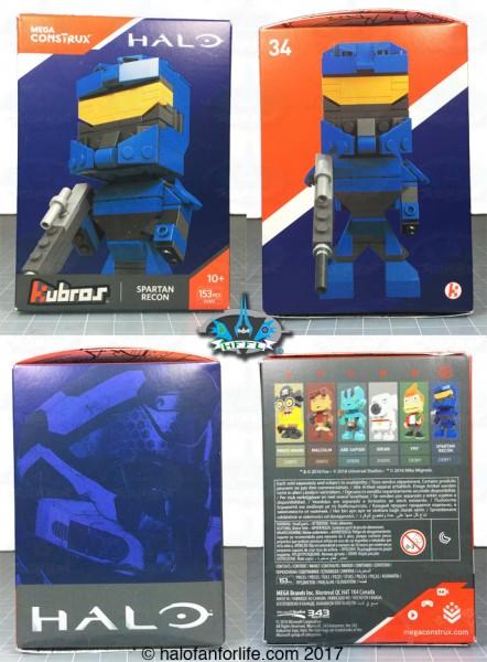 MEGA Kubros Blue Scout BOX