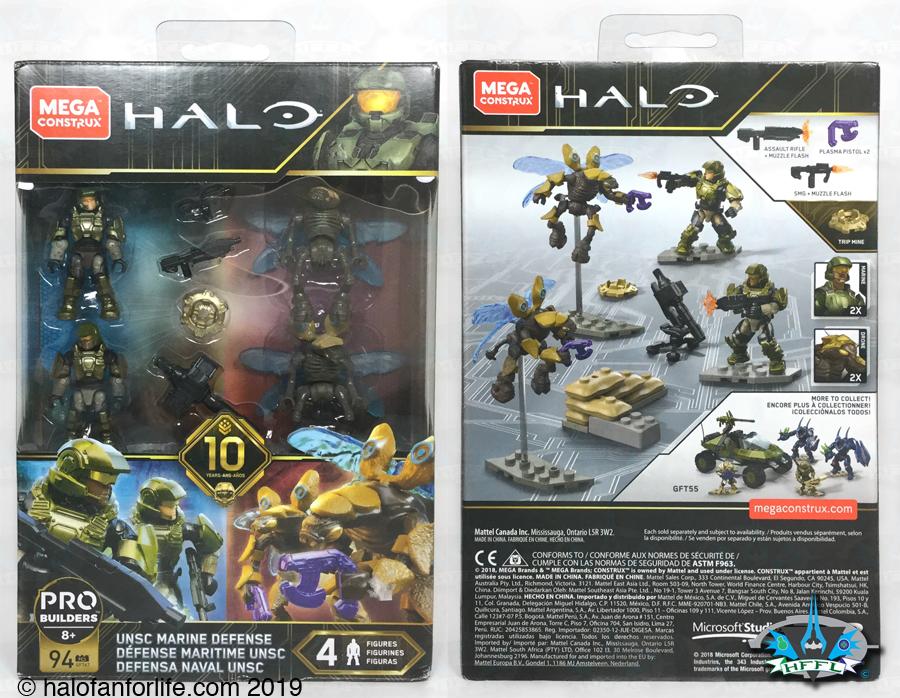 Halo Mega Bloks/Construx   HaloFanForLife