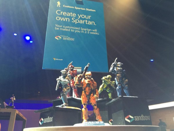 Make your own spartan
