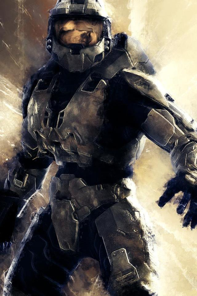 spartan iphone 5 wallpaper - photo #19