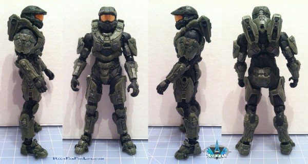 McF H4s2 Master Chief ORTH views