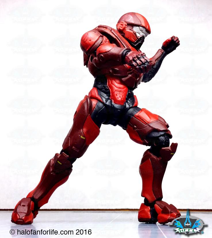 McF Red Athlon Action 2