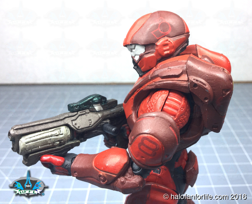 McF Red Athlon Detail 1