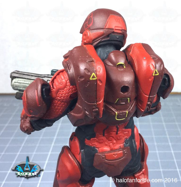 McF Red Athlon Detail 2